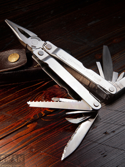Leatherman's Toolkit