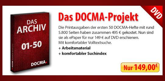 DOCMA 1-50