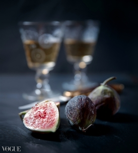 Figs and Sherry