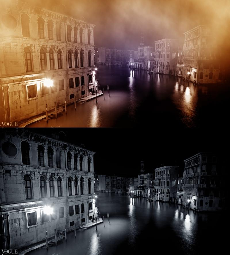 Burning Venice