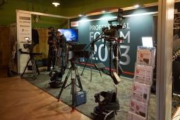 Schicke Videotechnik von Canon