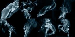 Einige Rauchbilder
