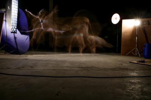 Sprung: Foto direkt aus der Kamera