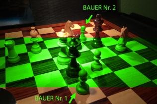 Der betrachtete Bereich reicht von Bauer 1 bis Bauer 2 -- das ist auch die Tiefe, die die Makroschiene noch abdeckt.