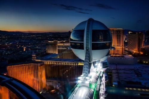 "Las Vegas: der ""Highroller"""