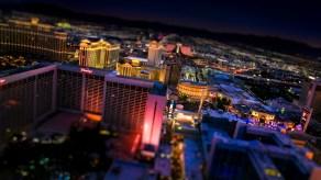 Vegas, vom Highroller aus