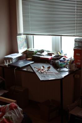 Lichttest: die Szene am Fenster