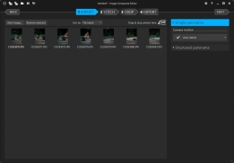 Bokehrama: Screenshot ICE