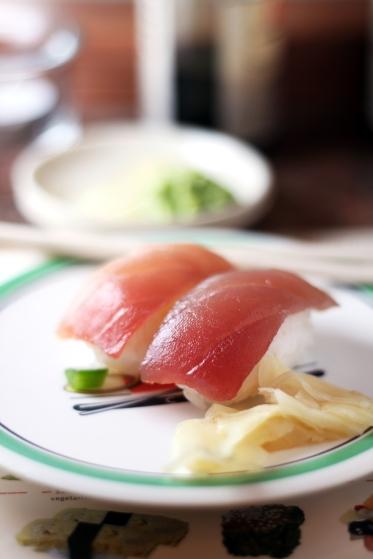 Tunfisch-Sushi