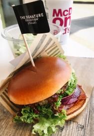 McD Signature Burger