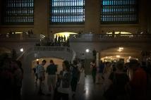 in Grand Central